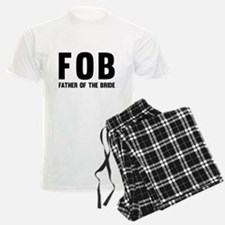 FOB Father of the Bride Pajamas