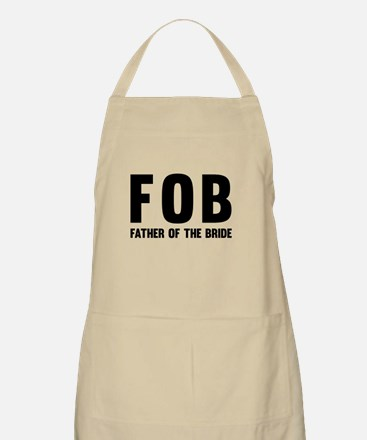 FOB Father of the Bride Apron