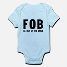 FOB Father of the Bride Body Suit