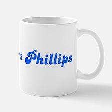 Future Mrs Phillips Mug