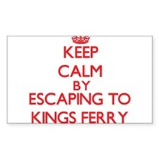Keep calm by escaping to Kings Ferry Georgia Stick