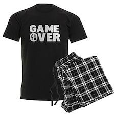 Marriage = Game Over Pajamas