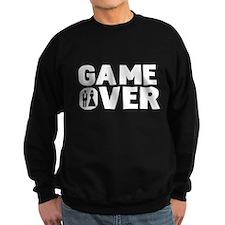 Marriage = Game Over Sweatshirt