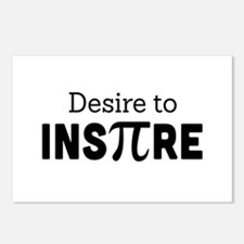 desire to inspire Postcards (Package of 8)