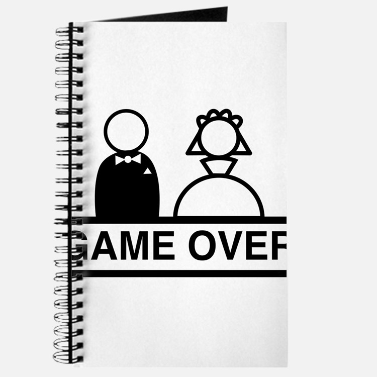 Marriage = Game Over Journal