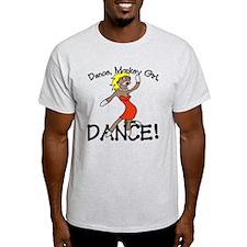 Sock Monkey Dance T-Shirt