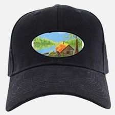 Sitting in the Morning Sun Baseball Hat