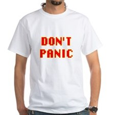 dont panic red T-Shirt