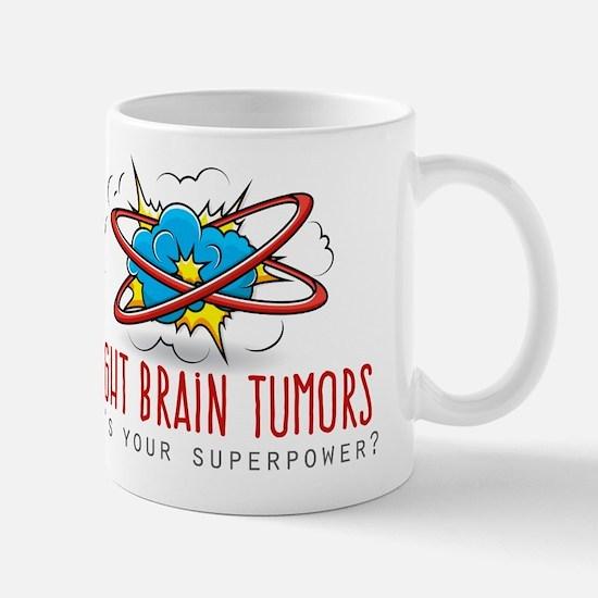 I Fight Brain Tumors Mugs