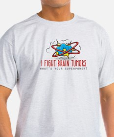 I Fight Brain Tumors T-Shirt