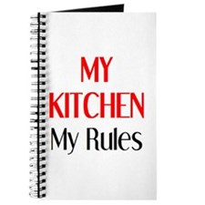 my kitchen rules Journal