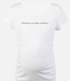 Librarians Are Hiding Something Shirt