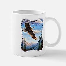 Soaring Bald Eagle Mug