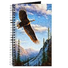 Soaring Bald Eagle Journal