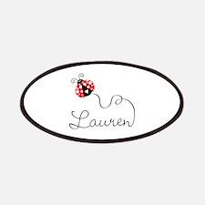 Ladybug Lauren Patches