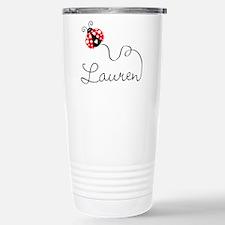 Ladybug Lauren Travel Mug