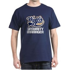 Security manager T-Shirt