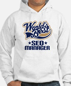 SEO manager Hoodie