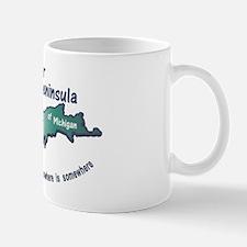 Ishpeming U.P. Mug