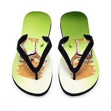 Gazelle N Tree Flip Flops