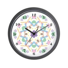 Kalidoscope Wall Clock
