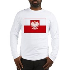 f1357_poland Long Sleeve T-Shirt