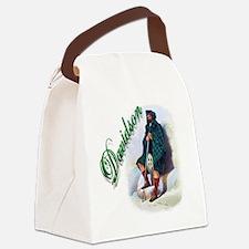 Clan Davidson Canvas Lunch Bag
