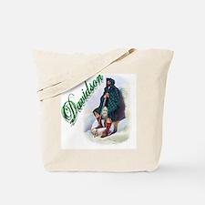 Clan Davidson Tote Bag
