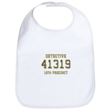Badge Number Bib