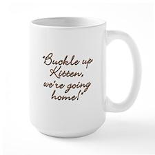 Buckle Up Mug