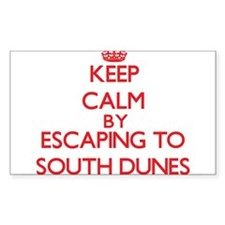 Keep calm by escaping to South Dunes Georgia Stick