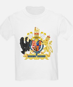 England Coat of Arms 1554-1558 T-Shirt