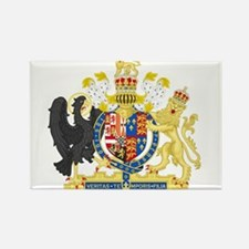 England Coat of Arms 1554-1558 Magnets