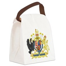 England Coat of Arms 1554-1558 Canvas Lunch Bag