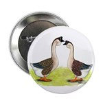 African Geese Button