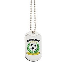 Germany World Champions 2014 Dog Tags