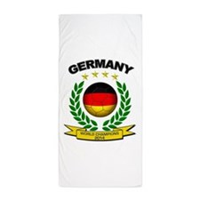 Germany World Champions 2014 Beach Towel