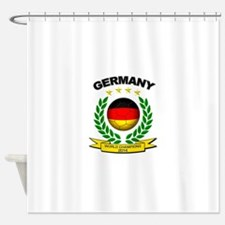 Germany World Champions 2014 Shower Curtain