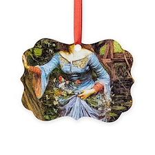 Waterhouse: Ophelia Ornament