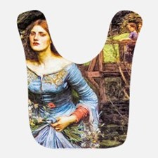 Waterhouse: Ophelia Bib