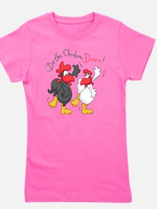 Do the Chicken Dance Girl's Tee