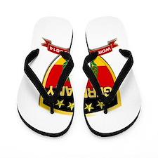 Germany World Champions 2014 Flip Flops