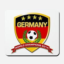 Germany World Champions 2014 Mousepad