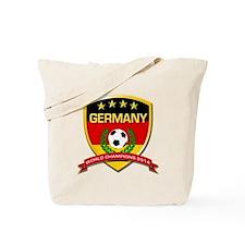 Germany World Champions 2014 Tote Bag