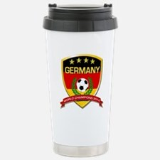 Germany World Champions 2014 Travel Mug
