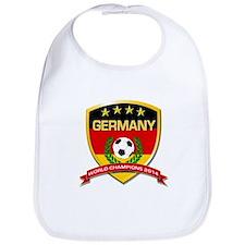 Germany World Champions 2014 Bib