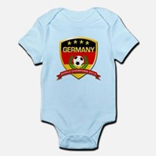 Germany World Champions 2014 Body Suit