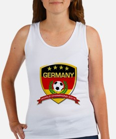 Germany World Champions 2014 Tank Top