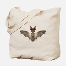 Funny Bat Tote Bag