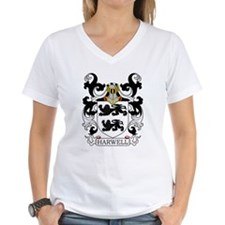 Harwell Family Crest T-Shirt